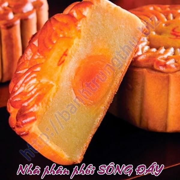 Bánh trung thu Kinh Đô Sữa dừa nướng 1 trứng chiết khấu cao