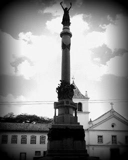 Monumento Glória Imortal, em São Paulo