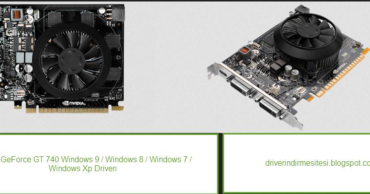 nvidia geforce gt 740m driver windows 10 64 bit indir