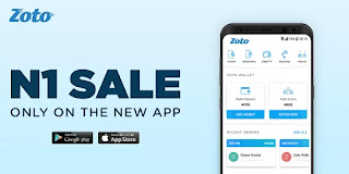 Zoto announces ₦1 sale only on the new appZoto announces ₦1 sale only on the new app - alltechvibes.com.ng