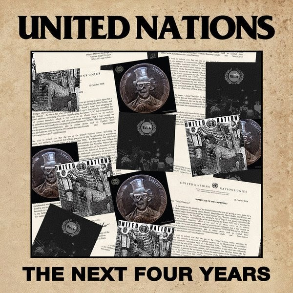 United Nations - The Next Four Years (2014) [320 Kbps]