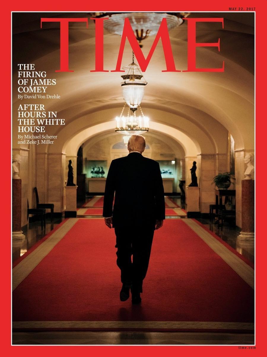 May 9, 2017 Time Magazine Russia's Marshall Zhukov