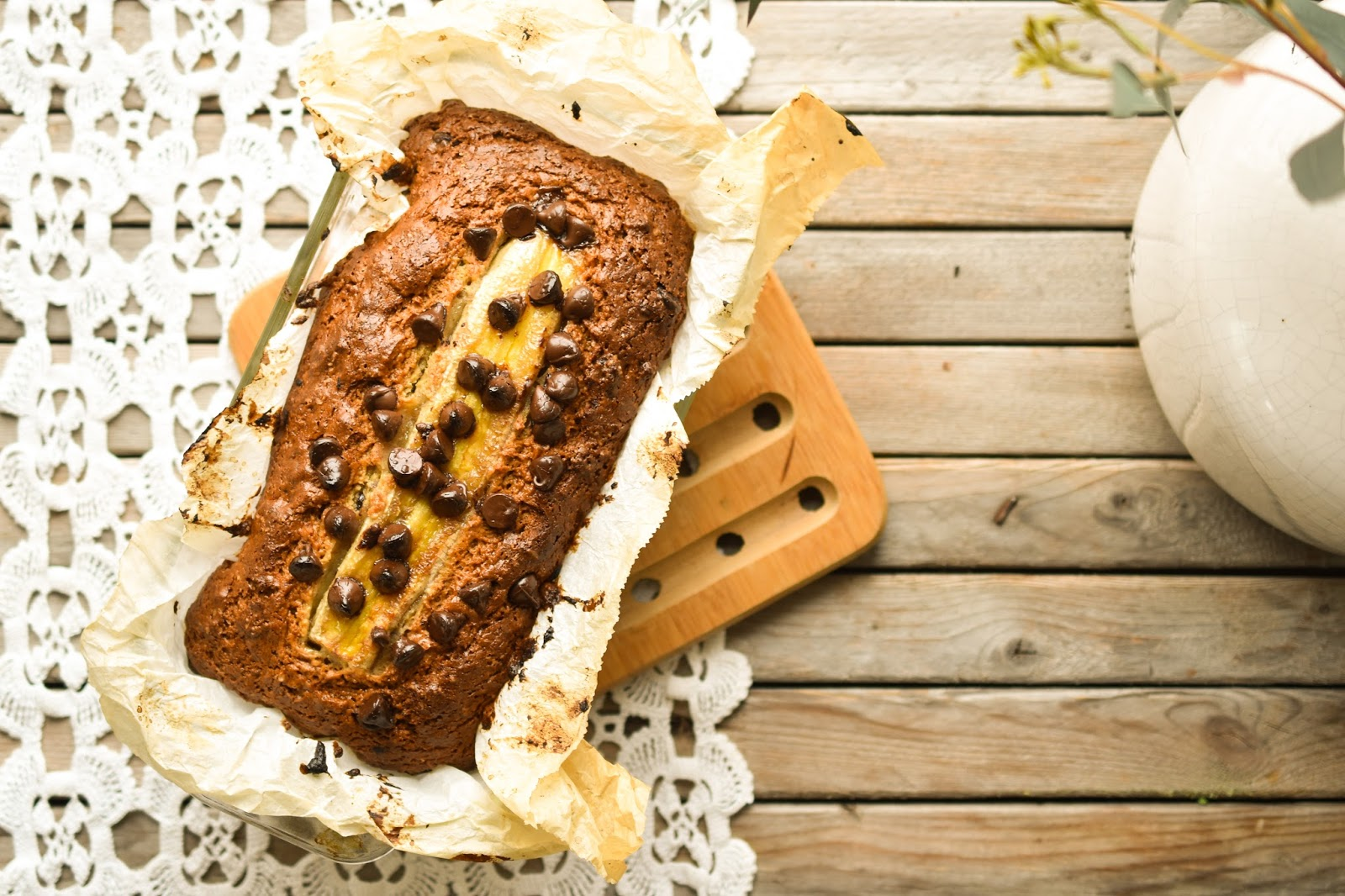 Woman in real lifethe art of the everyday the best banana bread even if you dont bake often or at all having a great banana bread recipe is a kitchen necessity a warm slice of banana bread can turn a bad day around forumfinder Image collections