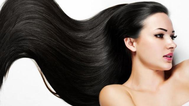 memanjangkan rambut alami