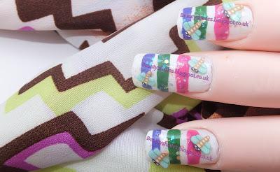 Fimo Nail Design