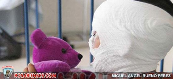 Hasta la fecha van quemados 242 niños con pólvora | Rosarienses, Villa del Rosario