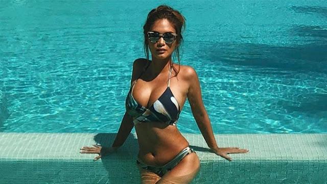Pia Wurtzbach on Her Hot Bikini photo in Boracay: 'Hindi ko kasalanan mas malaki dede ko sayo!'