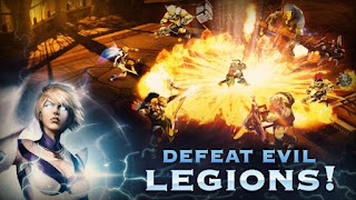 Sacred Legends Apk v1.1.11294.717 Mod (No Skill Cooldown)
