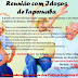 Convite para os idosos de Taperuaba.