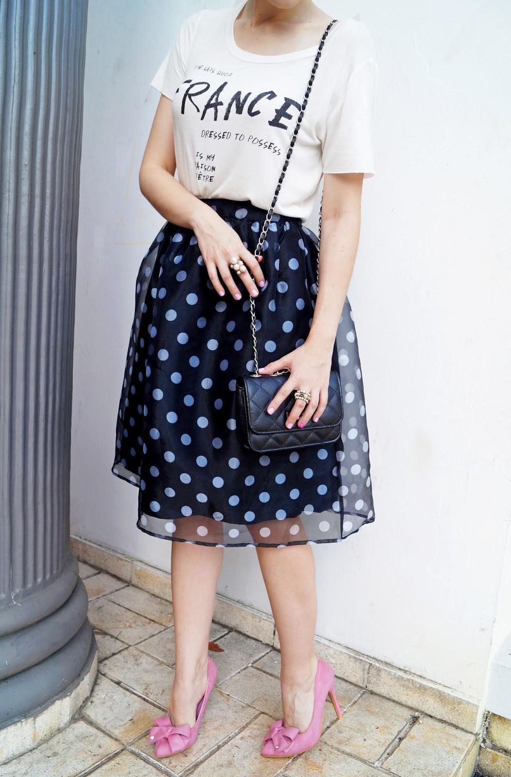 Cute Parisian Chic Outfit