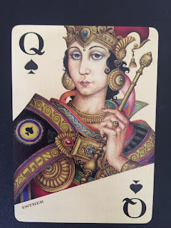 Esther - The Queen of Spades
