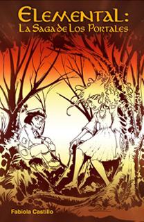 Libro Elemental. La saga de los portales, de Fabiola Castillo - Cine de Escritor