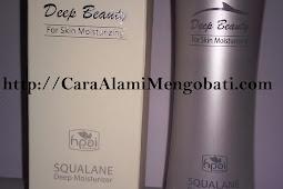 Deep Beauty Squalane Serum Orisinil Penghilang Keriput Pemutih Wajah Original