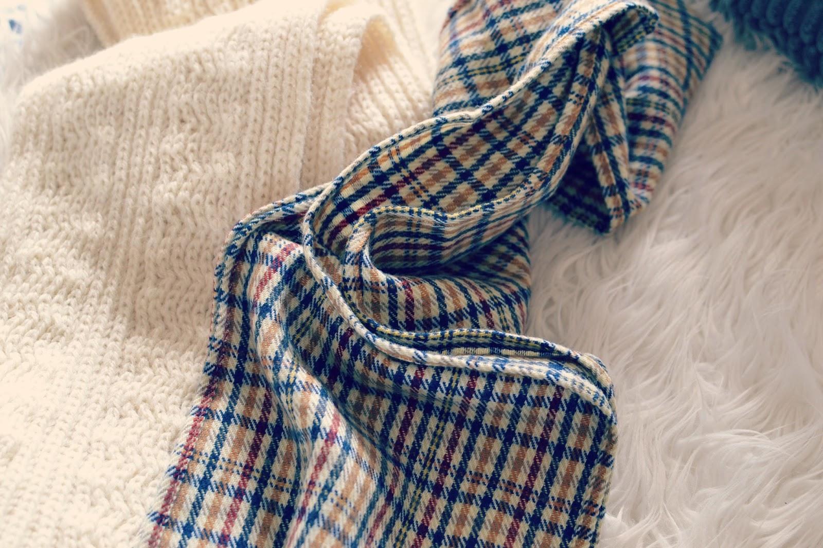 Vintage Scarves Bristol Textile Recyclers