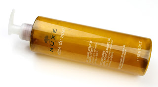 Nuxe Reve de Miel Face and Body Ultra Rich Cleansing Gel review