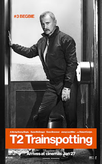 T2: Trainspotting Robert Carlyle Poster