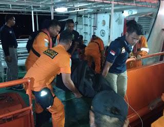 Nakhoda dan Mualim II KMP Bandeng Ditemukan Meninggal