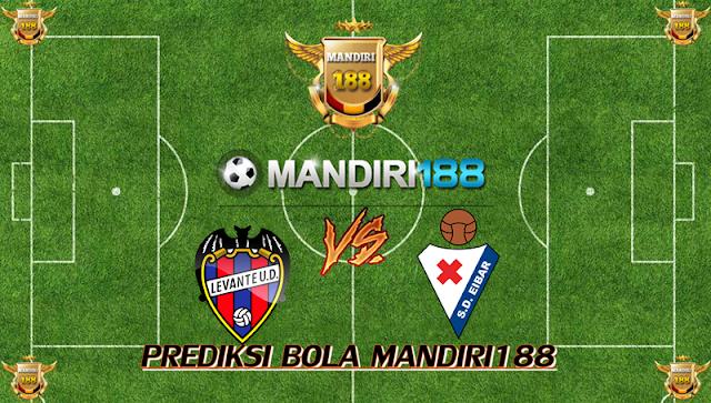 AGEN BOLA - Prediksi Levante vs Eibar 17 Maret 2018