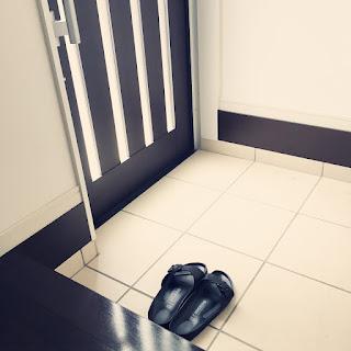 玄関 片付け つっかけ