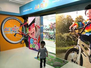 【室內放電】荃灣  | Jollymap 一站式兒童戶外用品專門店 (有超過100尺長的試車跑道)