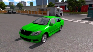 Skoda Octavia car mod beta (1.26)