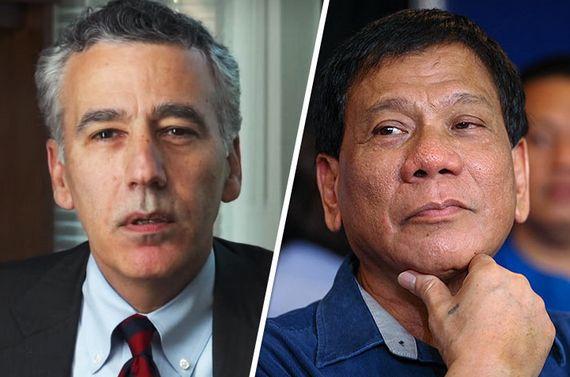BISTADO! Si U.S Ambassador Goldberg NAg Iwan ng Blue Print Para Mapatalsik Si Duterte