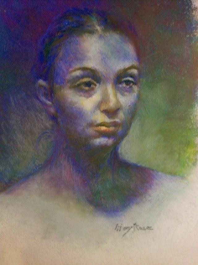 Портретная живопись. Mary Rose