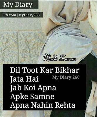 meri diary se sad quotes with images