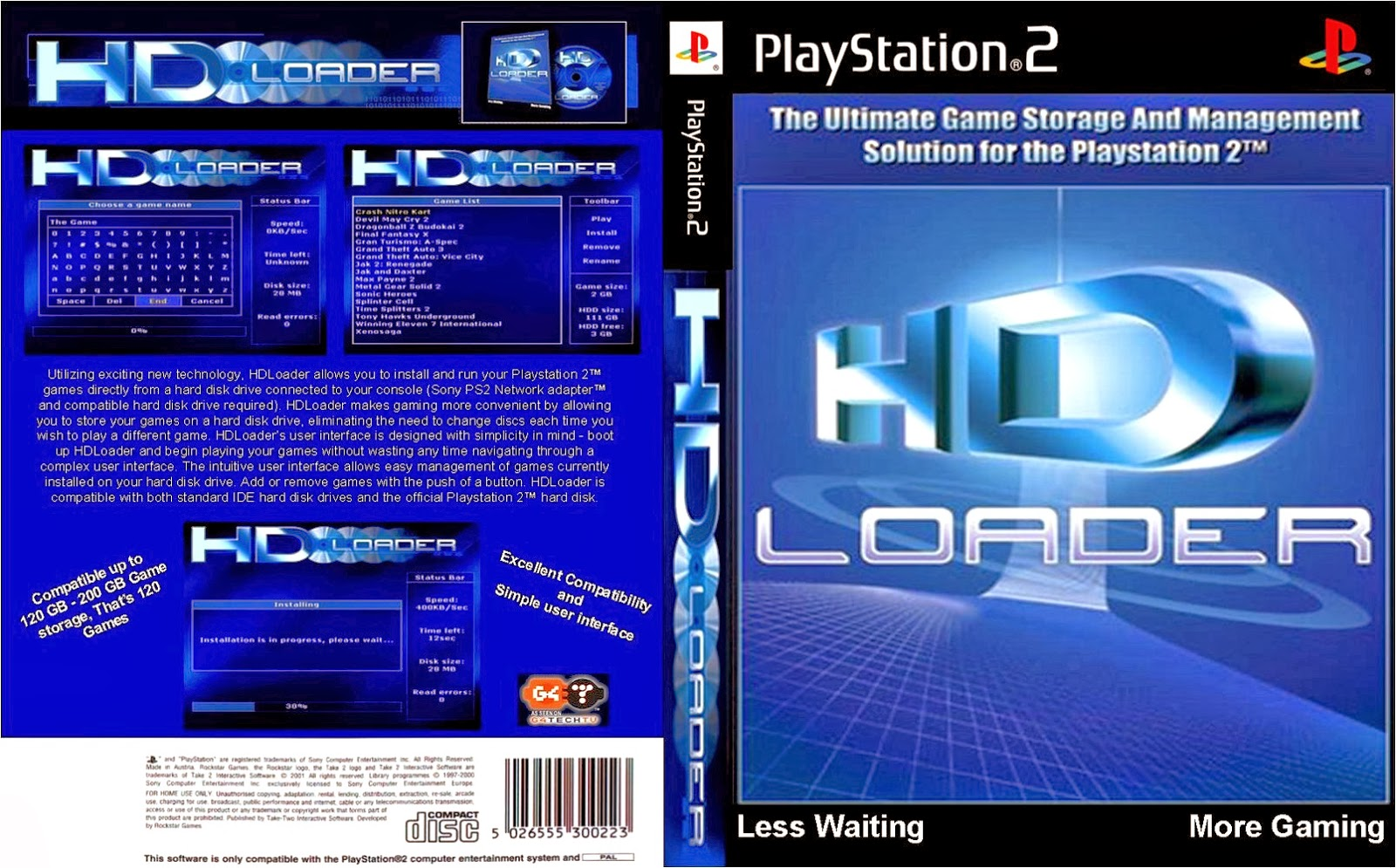Download Hd Loader Ps2 Fat Hacks