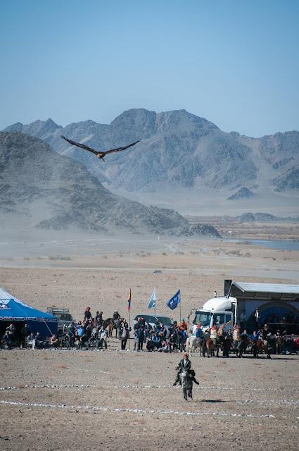 Golden Eagle Festival; Ölgii, Mongolia