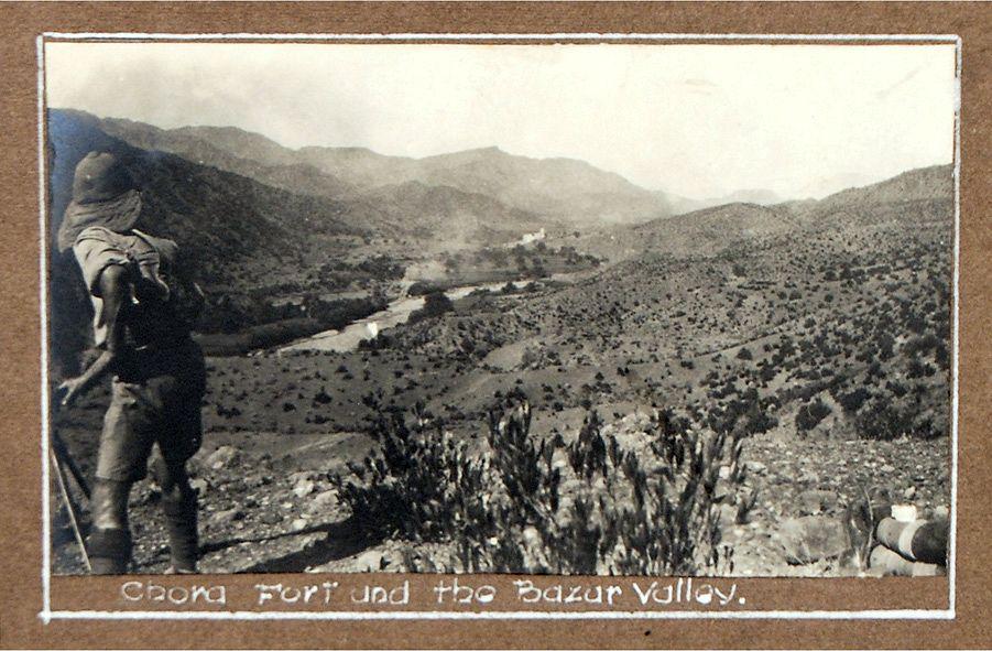 Waziristan on a Fancy: The Third Afghan War. History I