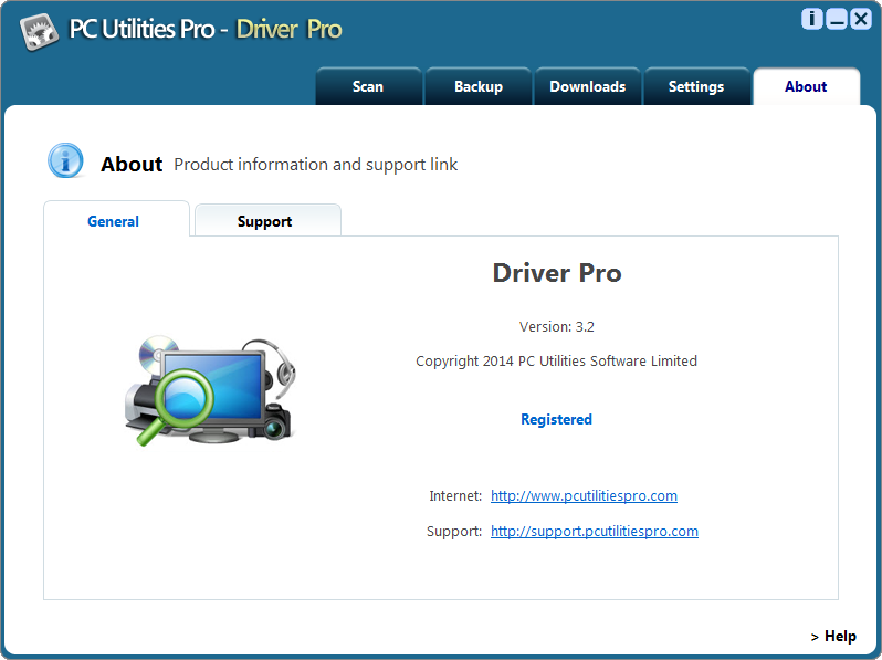 Download PC Utilities Driver Pro