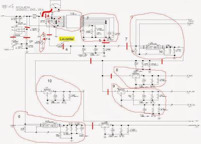 detectar corto en circuito electrónico