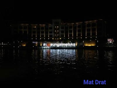 River Cruise Sungai Melaka River