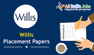 Willis Placement Papers