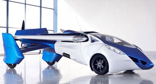 Aeromobil, Mobil Terbang Pertama di Dunia