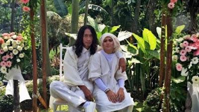 Foto Evelyn dan Aming