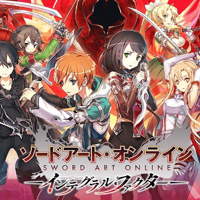 Juego de SAO para Android e IOS: Sword Art Online: Integral Factor
