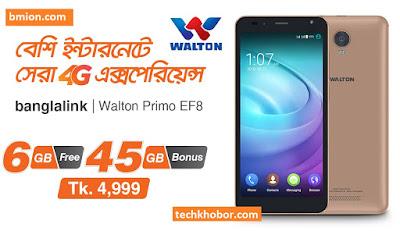 Banglalink-Walton-PRIMO-EF8-4G-handset-bundle-offer-4999Tk