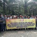 Aksi Demo Pertambangan PT. HRB Dan BIB Tertahan, Pihak Manajemen Akan Beri Solusi