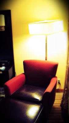 Atlanta hotel room