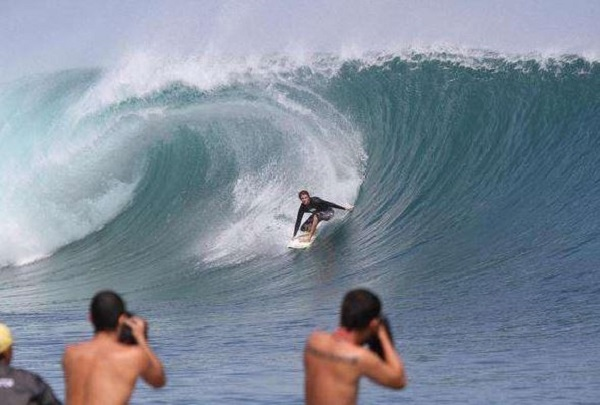 Spot Surfing Indonesia Berkelas Internasional