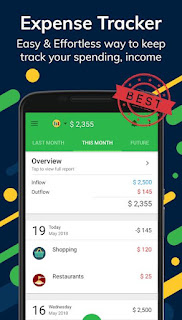 Money Lover Manager v3.8.11.2018070508 Pro APK