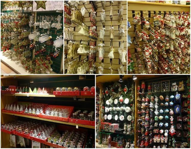 Lojas de enfeite de Natal no Canadá - Noël Eternel, Montreal