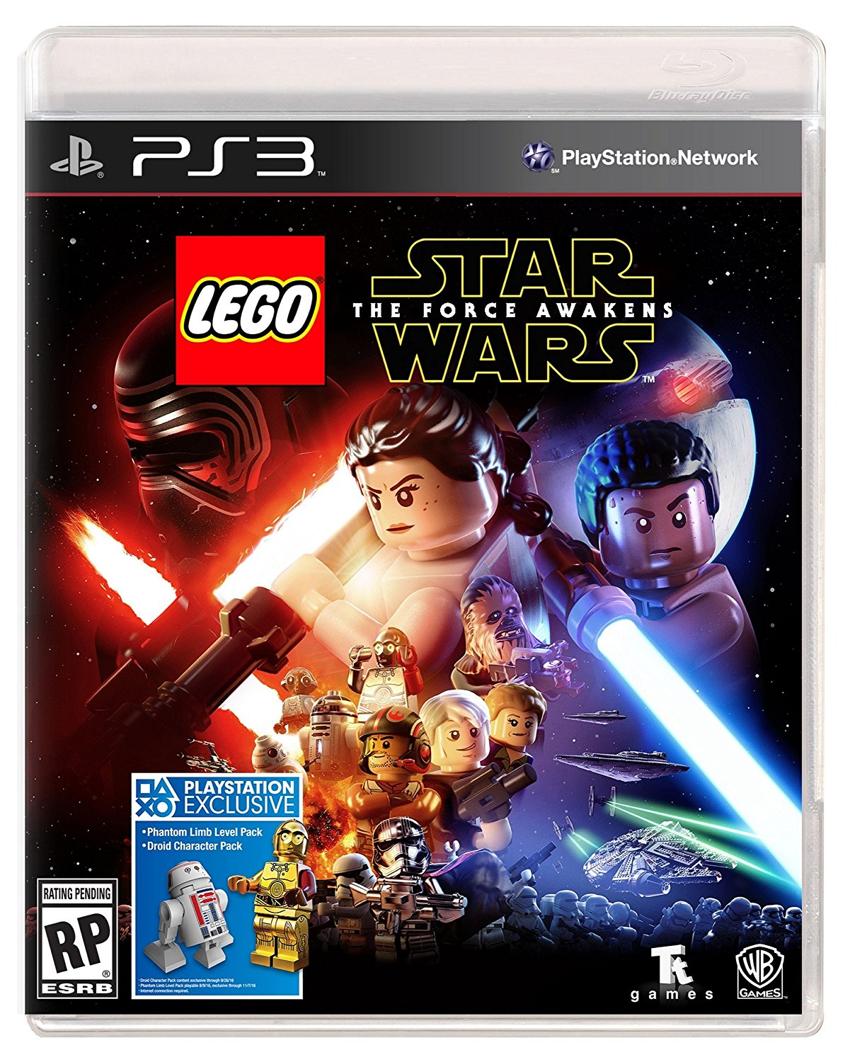 [GAMES] Lego Star Wars The Force Awakens (PS3/EUR)