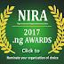 NIRA UNVEILS CATEGORIES UP FOR NOMINATIONS AT THE FORTHCOMING NIRA 2017 .NG AWARDS
