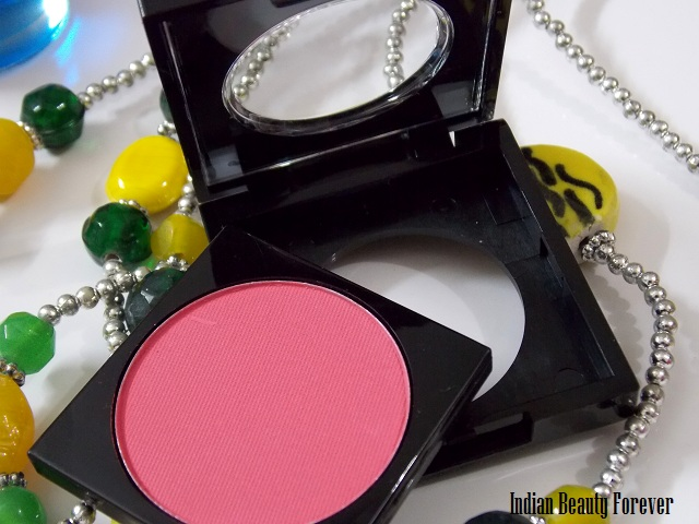 MUA Fashionista Blush in Blushing Coral Review price