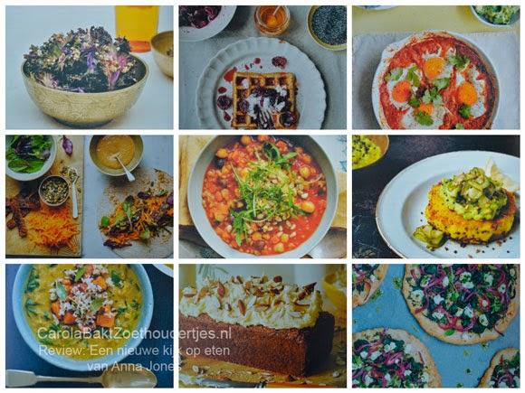 Een nieuwe kijk op eten van Anna Jones