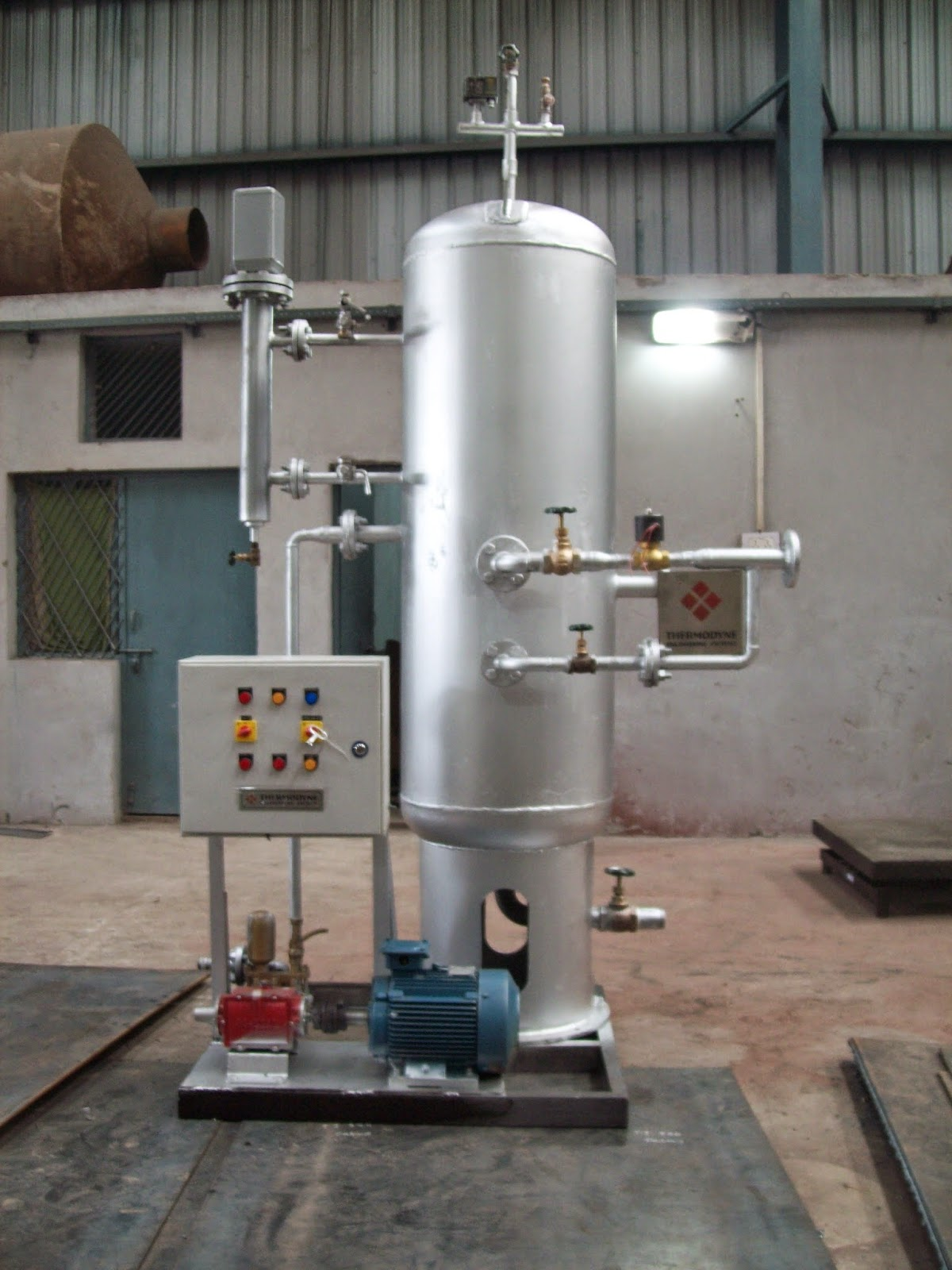 Condensate Recovery Systems