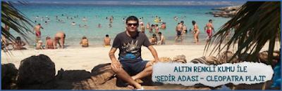 Sedir Adası Gezi